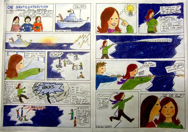 Klettergerüst Comic : Klettergerüst als klarer favorit bremen mitte stadtteil kurier